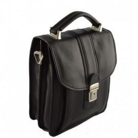 Man Leather Bag   - Code: 103