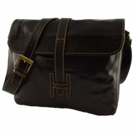 Man Leather Bag  - Code: 601