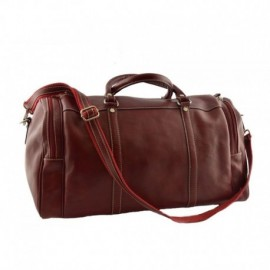 Leather Travel Bag  - Code: 429