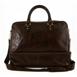 Leather Travel Bag  - Code: 925