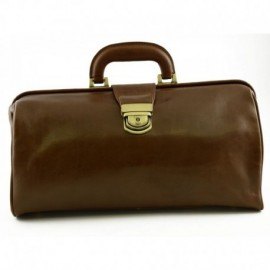 Genuine Leather Doctor's Bag  - Code: BR_11_78
