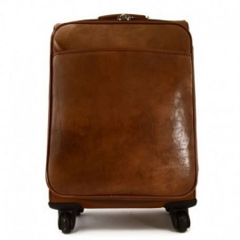 Genuine Leather Travel Trolley with Multi - Code: vd_13_995_18