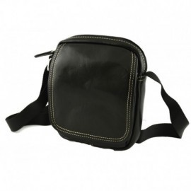 Crossbody Genuine Leather Man Bag  - Code: BR 09_328
