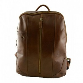 Genuine Leather Backpack  - Code: 9977-2