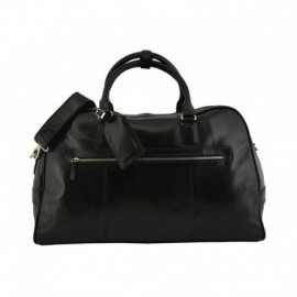 Genuine Leather Travel Bag  - Code: TBV9