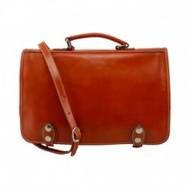 Genuine Leather Business Briefcase  - Code: 255B